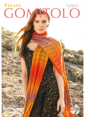 Lana Grossa Filati Gomitolo No. 5 2020