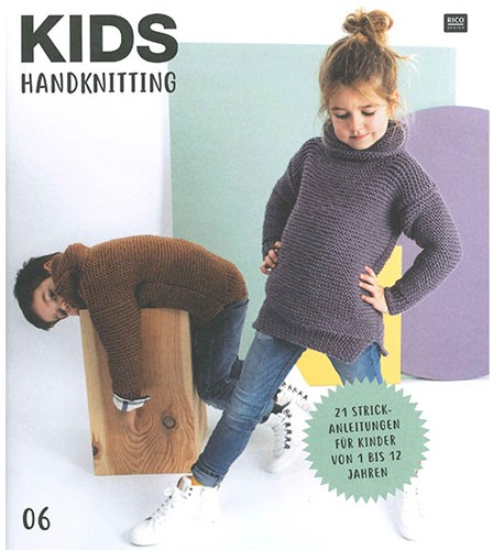 Rico Kids Handknitting No. 6