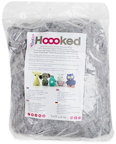 Hoooked 100% Recycling Baumwoll Füllung 250 Gramm Cloud