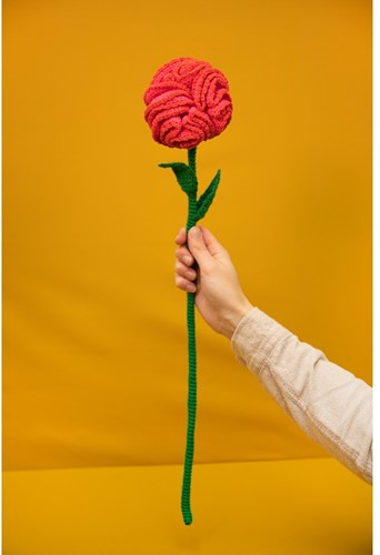 Häkelanleitung Muttertagsblume