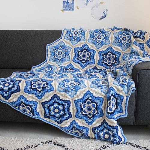 Delft Decke Special DK Häkelpaket