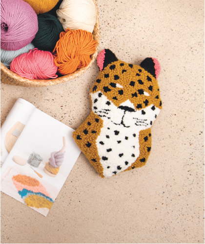 Gepard Kissen Punchpaket