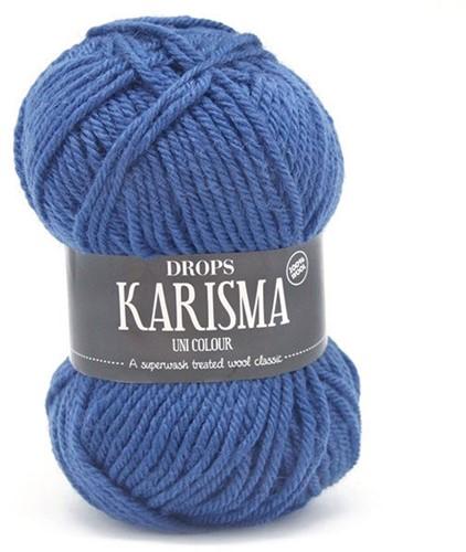 Drops Karisma Uni Colour 07 Bright-blue