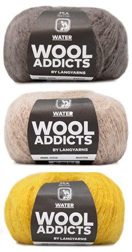 Wooladdicts Butterfly Effect Pullover Strickpaket 1 L