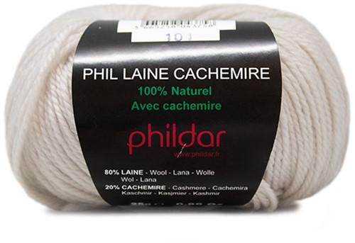 Phil Laine Cachemire Damenpullover Strickpaket 1 34/36