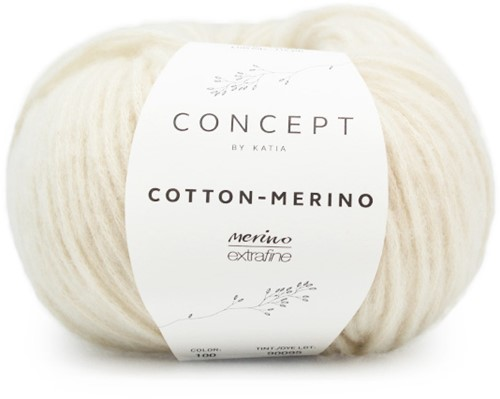 Cotton-Merino Jacke Strickpaket 1 XXL