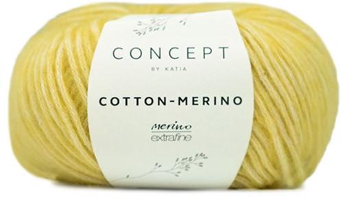 Cotton-Merino Netzpatent Pullover Strickpaket 1 M