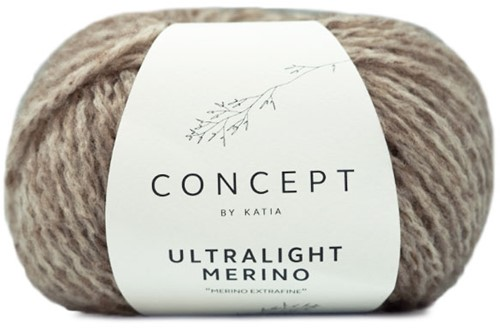 Ultralight Merino Pullover Strickpaket 2 L
