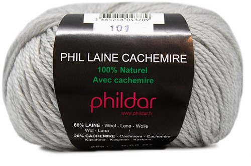 Phil Laine Cachemire Damenpullover Strickpaket 3 50/52