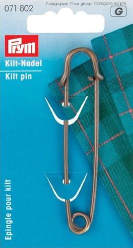 Prym Kiltnadel Bronze 76 mm