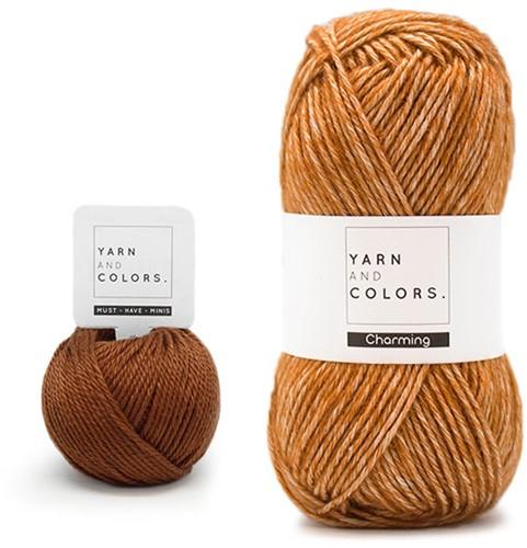 Yarn and Colors Toned Triangle Häkelpaket 3