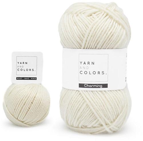 Yarn and Colors Toned Triangle Häkelpaket 1