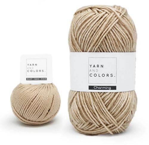 Yarn and Colors Toned Triangle Häkelpaket 2