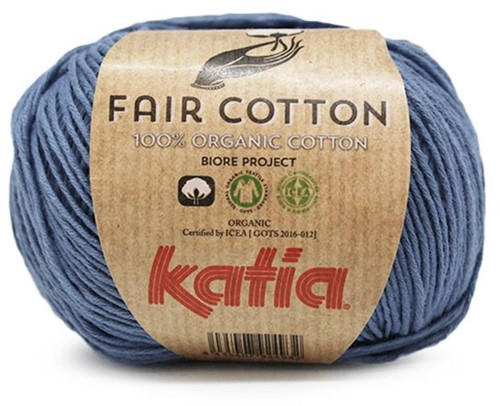 Fair Cotton Bolero Häkelpaket 2 42/44 Jeans