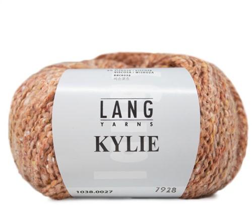 Kylie Strickjacke Strickpaket 1 S Apricot