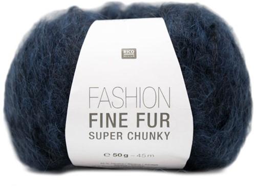 Fashion Fine Fur Jäckchen Strickpaket 1 46