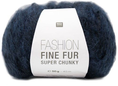 Fashion Fine Fur Jäckchen Strickpaket  1 44