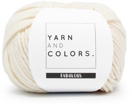 Yarn and Colors Loose Fit Pullover Strickpaket 1 S