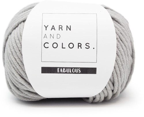 Yarn and Colors Loose Fit Pullover Strickpaket 3 L