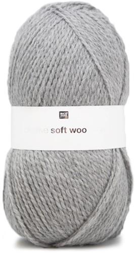 Creative Soft Wool Aran Schal Strickpaket 3