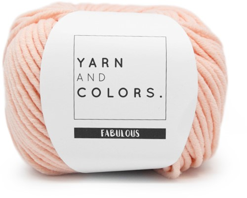 Yarn and Colors Loose Fit Pullover Strickpaket 2 S