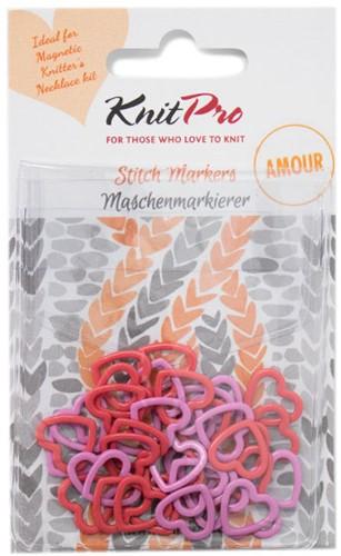 KnitPro Amour Maschenmarkierer