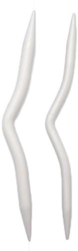 KnitPro Aluminium Zopfnadeln 6mm / 8 mm