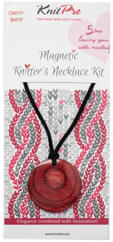 Knitpro Magnetische Kette Cherry Berry