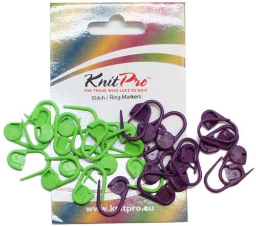 KnitPro Verschliessbare Maschenmarkierer