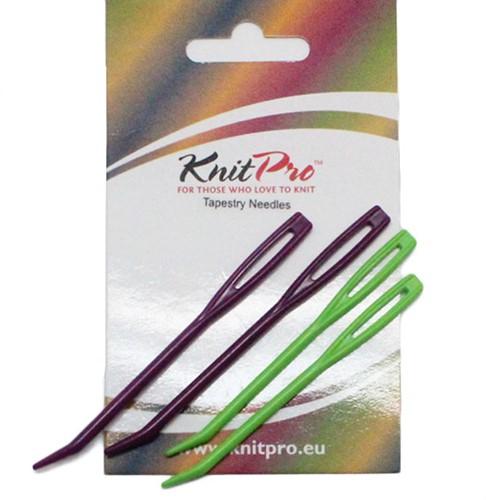 KnitPro Wollnadeln Kunststoff