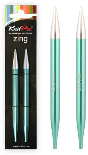 KnitPro Zing Austauschbare Rundstricknadeln 3,75mm