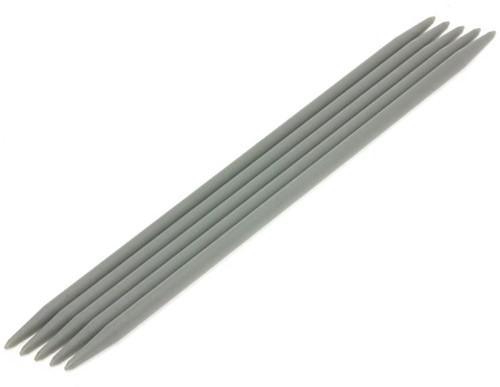 Lana Grossa 20cm Kunststoff Strumpfstricknadeln 5,5mm