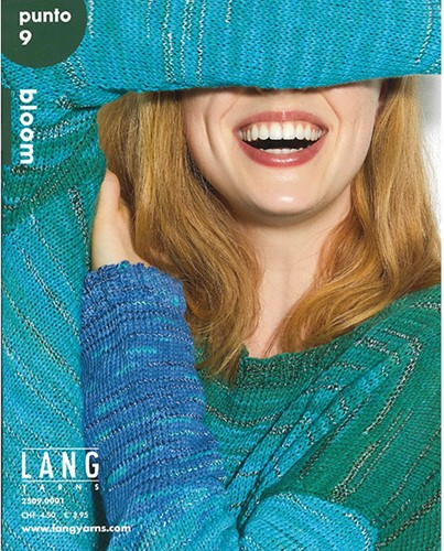 Lang Yarns Punto No. 9 Bloom