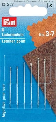 Prym Ledernadel Nr. 3-7