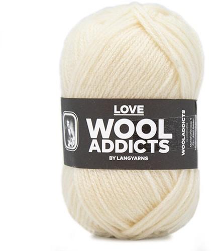 Wooladdicts Wallflower Pullover Strickpaket 1 L/XL