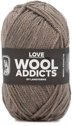 Wooladdicts Wallflower Pullover Strickpaket 2 S/M