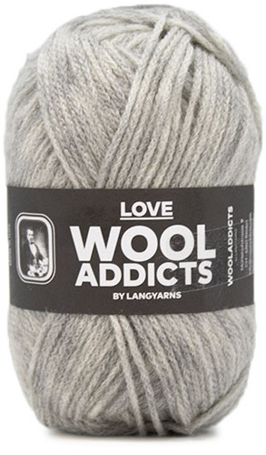 Wooladdicts Wallflower Pullover Strickpaket 5 S/M