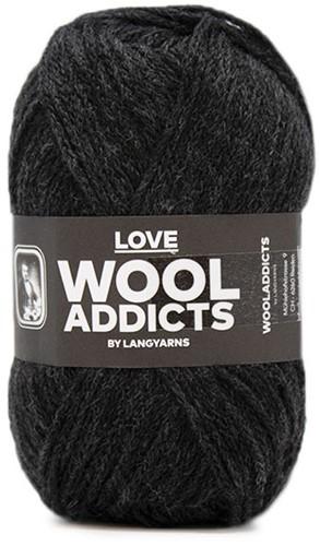 Wooladdicts Wallflower Pullover Strickpaket 7 S/M