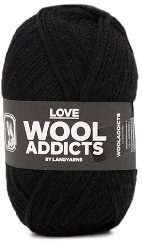 Wooladdicts Wallflower Pullover Strickpaket 8 S/M