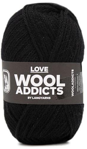 Wooladdicts Wallflower Pullover Strickpaket 8 L/XL