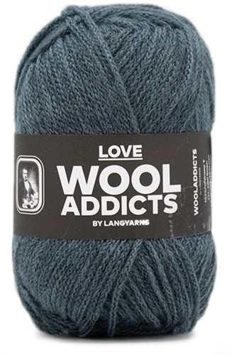 Wooladdicts Wallflower Pullover Strickpaket 9 S/M