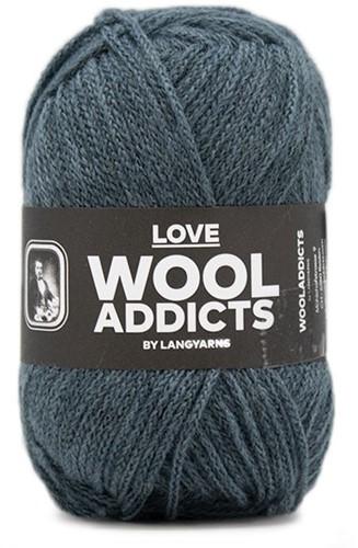 Wooladdicts Wallflower Pullover Strickpaket 9 L/XL