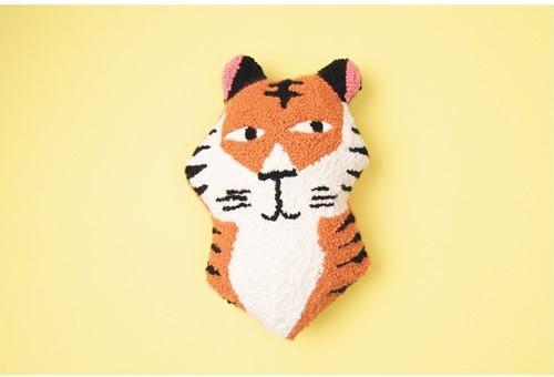 Tiger Kissen Punchpaket
