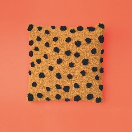 Cheetah Kissen Punchpakket 2 Créme/Mustard