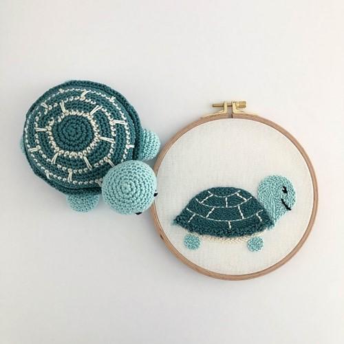 Meeresschildkröte Joly Punchpaket