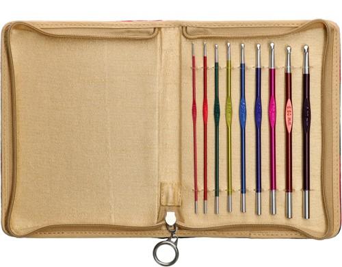 KnitPro Zing Häkelnadel-Set 2,00 - 6,00mm