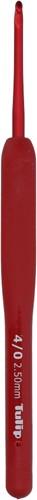 Tulip Etimo Red Häkelnadel 2.50mm