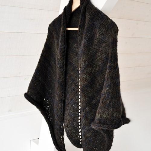 Strickanleitung Nordico Schal