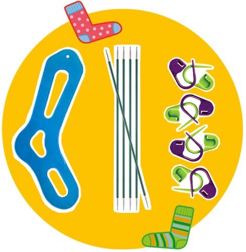 Socken Stricken Accessoirespaket 2 S