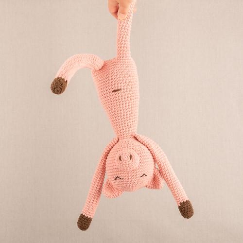Häkelanleitung Yarn and Colors Patty Pig